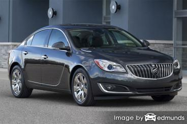 Insurance rates Buick Regal in Arlington