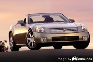 Insurance quote for Cadillac XLR in Arlington