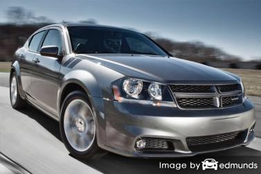 Discount Dodge Avenger insurance