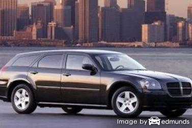 Insurance rates Dodge Magnum in Arlington