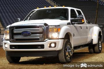 Discount Ford F-350 insurance