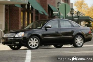 Insurance quote for Ford Five Hundred in Arlington