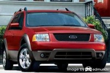 Insurance rates Ford Freestyle in Arlington