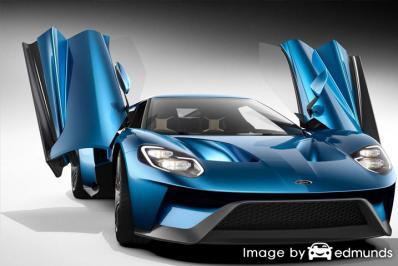 Insurance quote for Ford GT in Arlington