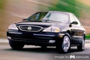 Insurance quote for Mercury Sable in Arlington