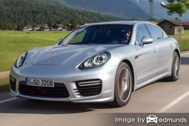 Insurance quote for Porsche Panamera in Arlington