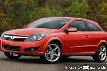 Insurance quote for Saturn Astra in Arlington
