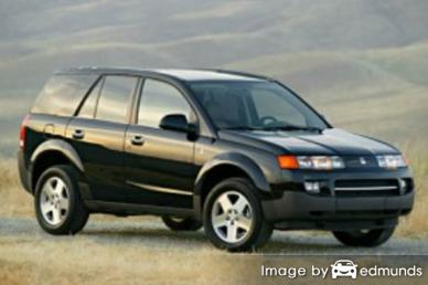 Insurance quote for Saturn VUE in Arlington