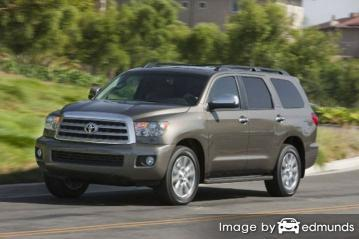Insurance for Toyota Sequoia