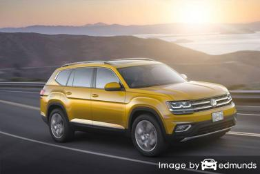 Insurance quote for Volkswagen Atlas in Arlington