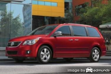 Insurance quote for Volkswagen Routan in Arlington