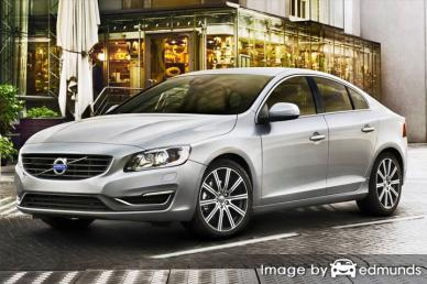 Insurance rates Volvo S60 in Arlington