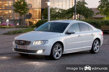 Insurance rates Volvo S80 in Arlington
